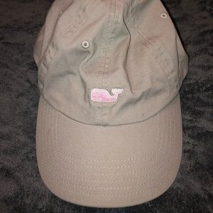 Vineyard Vines grey hat